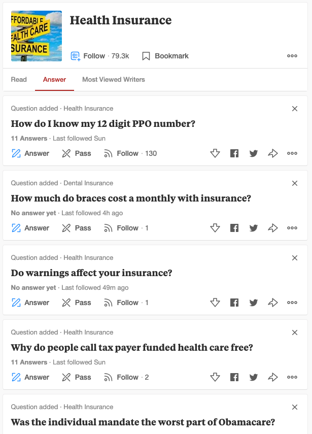 Reddit to promote insurance broker website