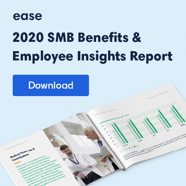 2020 SMB benefits and employee insights report