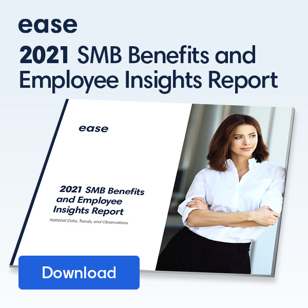 2021 SMB benefits and employee insights report